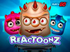 Играть в слот Reactoonz в казино Вавада